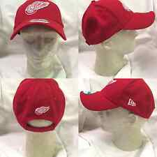 NHL Detroit Red Wings New Era 9Forty The League Cap Hat Adjustable