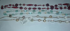 COOKIE LEE  LONG NECKLACE DISCONTINUED STYLES NEW WITH TAGS NEW NWT PRETTY