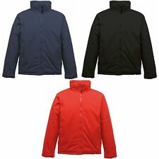 Regatta Mens Waterproof Hooded Outdoor Classic Insulated Jacket/Coat
