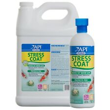 API PondCare Stress Coat Fish & Tap Water Conditioner for Ponds