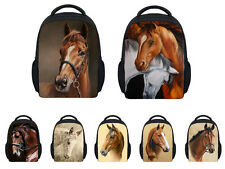 Baby Toddler Kids Animal Backpack Boys Small School Bag Rucksack Horse Bookbag