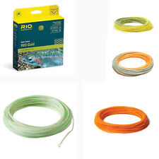 Rio Gold Fly Line, New - with Free Shipping in US & Free Dacron Backing!!!