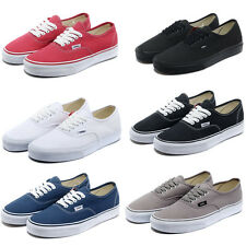 Mens Van Classic Casual Canvas Shoes Trainer Athletic Sneakers Lace up UK6-9.5