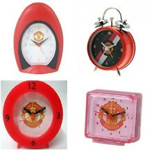 OFFICIAL MANCHESTER UNITED FOOTBALL CLUB - Alarm Clock {12+ Clubs}