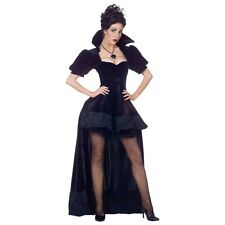 Snow White Evil Queen Costume Adult Sexy Halloween Fancy Dress