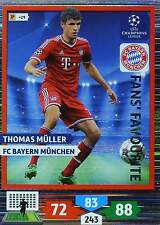 PANINI ADRENALYN - CHAMPIONS LEAGUE 2013-2014 - FANS´ FAVOURITE - selection