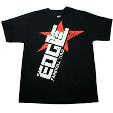 WWE EDGE FAREWELL TOUR AUTHENTIC T-SHIRT ALL SIZES NEW OFFICIAL