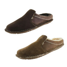 Crevo Ziggy Men's Slip On Fleece Lined Slippers Casual Shoes