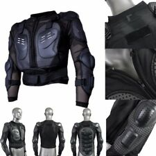 Adult Man Body Armor Jacket Motorcycle Guard Chest Protector S M L XL XXL XXXL