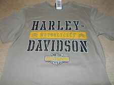 "NWT Harley Davidson T Shirt ""Harley Army ""Ride to Live"" Size S"