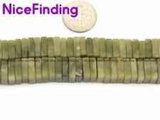 """10mm Cube Green Jade Loose Stone Beads For Jewelry Making Gemstone Beads Lot 15"""""""