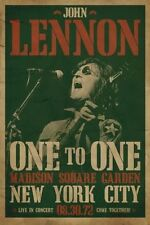 JOHN LENNON GIG POSTER WITH FRAMING / HANGER OPTIONS