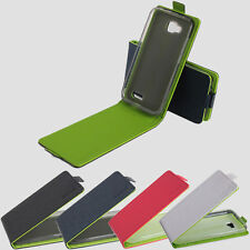 "Fashion Durable Flip Leather Cover Case For 4.7"" ZOPO ZP700 Smartphone"
