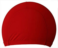 Summer Durable High Elastic Fabrics Sporty Swimming Cap Bathing Hat 5 Colors JG2