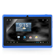 "HD 7"" Android4.2 Tablet PC 4G 512MB Dual Core A23 1.2GHz WIFI Capacity Screen US"