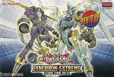 Synchron Extreme Structure Deck Yu-gi-oh Cards 1st Edition Take Your Pick NEW