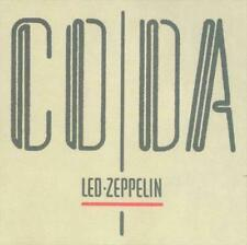 Coda - Led Zeppelin New & Sealed LP Free Shipping