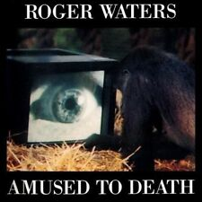Amused to Death - Roger Waters New & Sealed LP Free Shipping