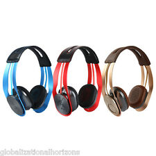 Syllable Wireless Bluetooth HIFI Stereo Headphone Earphone Headset w/ double Mic