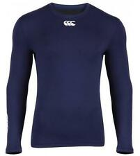 Canterbury Cold L/S Adults Navy Baselayer Top