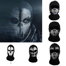 New The Punisher Mask Cosplay Costume Balaclava Paintball Airsoft Full Face Mask