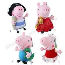 Lovely Cartoon & Little Brother George 17cm-30cm Soft Plush Doll Toy