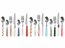 Eclectic Retro Mix and Match Cutlery Set