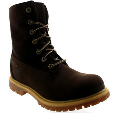 Womens Timberland Authentic Teddy Fleece Earth Keepers Fold Down Boots UK 3-9