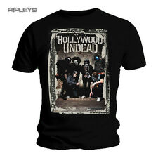 Official T Shirt HOLLYWOOD UNDEAD   Cement Band Photo All Sizes