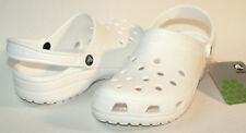 Crocs Classic Cayman Pure White Size 4 5 6 7 8 9 10 11 12 13