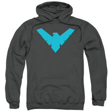 Nightwing Symbol Batman DC Comics Licensed Adult Pullover Hoodie S-3XL