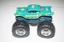 Hot Wheels Monster Jam Avenger Dark Green 1:64