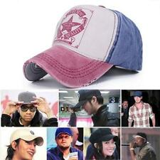 Unisex Men Women Adjustable Letter Print Outdoor Polo Hats Baseball Ball Cap Hat