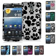 Color Hard Design Snap-On Case Cover Accessory for Pantech Discover P9090 Phone