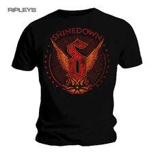 Official T Shirt SHINEDOWN Judge & Jury ~ Flame Wings All Sizes