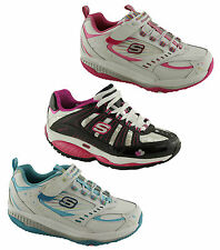 SKECHERS SHAPE UPS WOMENS SHOES/SNEAKERS/ATHLETIC/WALKING/LACE UP SHOES ON SALE!