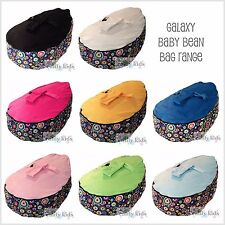 NEW Baby Kids Portable Bean Bag Seat - GALAXY - NSW Seller - ACCC approved