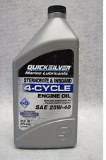 MERCRUISER OIL & FILTERS PACKAGE FOR TWIN 3.8 & 4.3 :   OIL, FUEL & OIL FILTERS