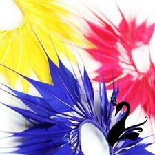 Feather Diamond Tail Coque Spray Wire Mount - Craft Millinery Fly Fishing