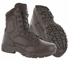 Magnum Viper Pro 8.0 Leather Brown MOD Waterproof Lightweight Boots Size 3-14 UK