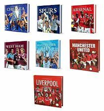 Official Football Club - Little Book Of (7 Teams) (History/Facts/Players+)