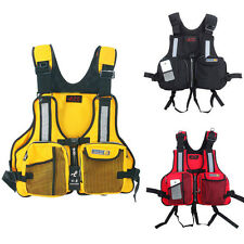 New Fly Fishing Vest Detachable Pad Safe Life Jackets Waistcoat Boating China
