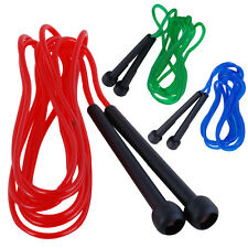 Fitness Skipping Rope Speedy Boxing Jump Exercise Gym Workout Cardio Nylon Cable