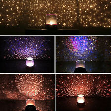 Brand New LED Starry Night Sky Projector Lamp Kids Gift Star light Cosmos Master