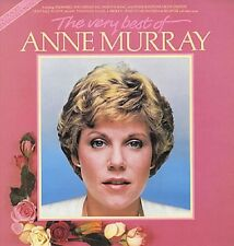 ANNE MURRAY The Very Best Of Anne Murray 1981 UK  Vinyl LP EXCELLENT CONDITION