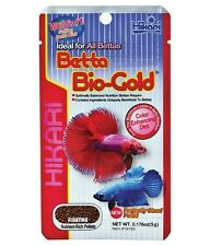 HIKARI BETTA BIO GOLD 5G SIAMESE FIGHTING FISH FLOATING FISH FOOD