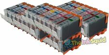 32 Compatible BCI-3-5-6 Non-oem Ink Cartridges for Canon (Sets of 8)