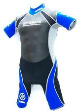 Yamaha Shorty Powerflex Blue / Unisex neoprene Waterski Swim Wakeboard Suit