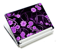 "Flower&Swirl 10.6""-15.6"" Inch Notebook Laptop Vinyl Decal Skin Sticker Protector"