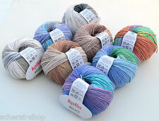 Katia Belice Summer wool Cotton Cotton yarn with colour gradient